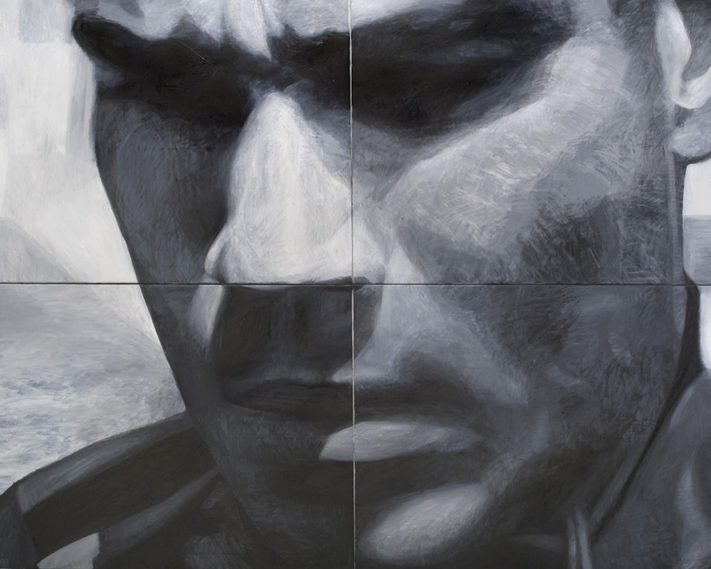 Jean 2, 2010_Oil on canvas_200 x 300 cm